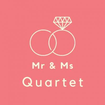 Oprawa muzyczna ślubu - Mr&Ms Quartet  -  Kraków  -  małopolskie