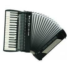 śpiewający akordeonista  -  Kielce  -  świętokrzyskie