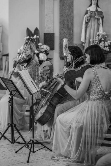 Amber Trio - oprawa muzyczna uroczystości ślubnych.  -  Gdańsk  -  pomorskie